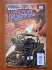 SQUADRON SUPREME : HYPERION VS NIGHTHAWK #2 of 4 Limited Series Marvel Co [SA44]
