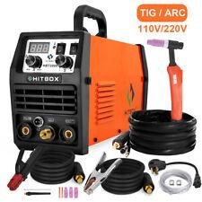 Tig Welder 110v220v 200a Inverter Mma Arc Tig Welding Machine Gas Gasless Igbt