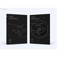 BTS LOVE YOURSELF 轉 Tear 3rd Album O Ver. CD+Book+Mini Book+Photocard+Etc