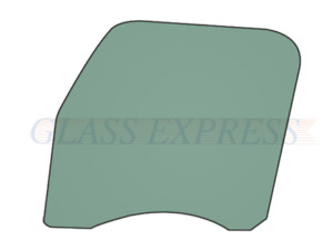 FREIGHTLINER CASCADIA (2019) LEFT DOOR GLASS