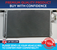 CONDENSER AIR CON RADIATOR TO FIT HYUNDAI SANTA FE MK2 FOR AUTOMATIC CARS