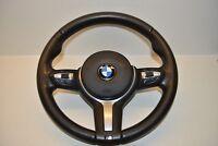 BMW M SPORT F30 F31 F20 F21 F16 F15 STEERING WHEEL WITH AIRBAG