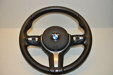 BMW M SPORT F30 F31 F20 F21 F16 F15 STEERING WHEEL WITH AIRBAG