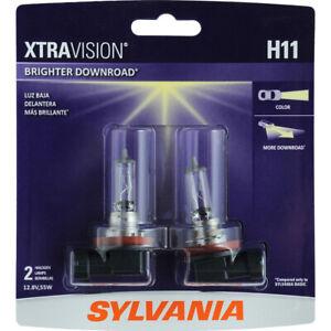 NEW Headlight Bulb-Coupe Sylvania H11XV.BP2- 2 Bulbs