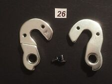 #26 Posteriore Deragliatore Mech Gear Hanger in alto Drop Out bullone di montaggio incluso