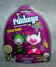 UB FUNKEYS DREAM STATE CHAT PACK 2008 SPROUT & GABBY SET