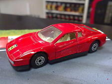 No Toy Ferrari Testarossa 1:59 rood