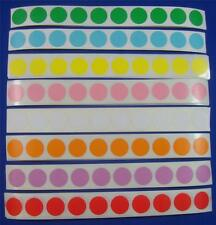 800 Multi Color Self Adhesive Price Labels 34 Stickers Tags Retail Supplies