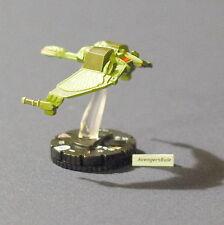 Star Trek Heroclix Tactics III 006 I.K.S. Toral Common