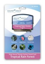 Sound Oasis Sound Therapy Expansion Sound Card Tropical Rain Forest for S550 S56