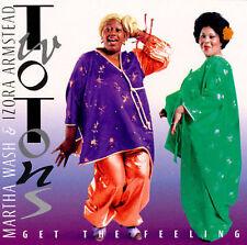Martha Wash & Izora Armstead: Two Tons - Get The Feeling (CD)