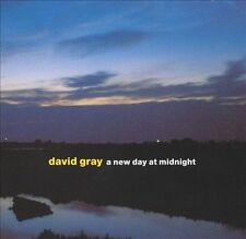 A New Day at Midnight by David Gray (CD, Jan-2002, EastWest)