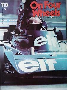 on four wheels steering how it works, jackie stewart, steering, stevens-duryea,