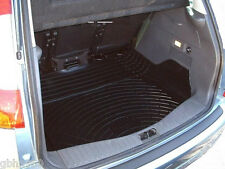 Ford C-Max heavy duty black anti slip natural rubber boot load liner pet dog mat