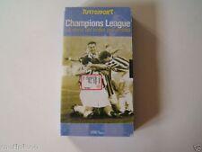 VHS=CHAMPIONS LEAGUE=LA STORIA DEL TROFEO PIU' AMBITO=Videocassetta