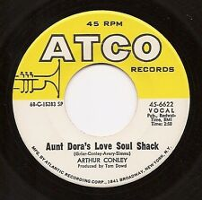ARTHUR CONLEY Aunt Dora's Love Soul Shack  Soul Funk 45 on Atco  Listen