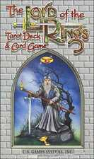 Tolkien LORD OF THE RINGS TAROT DECK & CARD GAME