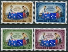Pre-Decimal Mint Hinged Independent Nation Pacific Stamps