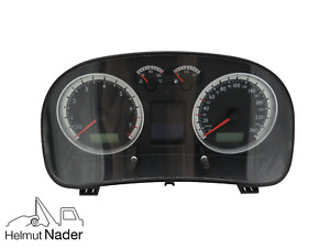VW Golf 4 Bora Tacho Kombiinstrument Tachometer Speedometer 1J5920825A