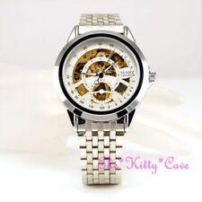 Relojes de pulsera de cuerda de plata