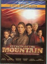 SECRETS OF THE MOUNTAIN  ( 2 Disc Set, DVD + CD ) NEW - SEALED