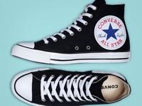Converse Chuck Taylor all Star Hi Men's Trainer Chucks Ankle