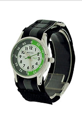 Reflex Boys Time Teacher Grey Velcro Strap Watch Refk0003