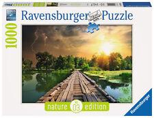 Ravensburger 19538 - Nature Edition Luce MISTICA Puzzle 1000 Pezzi