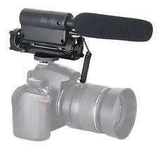 SGC-598 Pro DV estéreo micrófono MIC 3.5mm estudio de micrófono