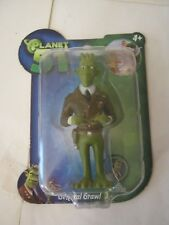 Planet 51 General Grawl Figuriine, New In Package, 2009  (010-60)