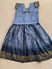 Girls Langa Blouse South Indian Style or Lehenga Blouse