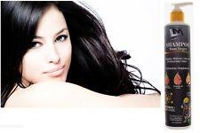 Shampoo With Negative Ions LM Black Tone X 340ml.