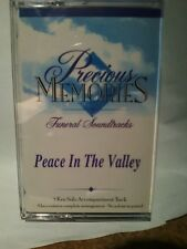 Peace In The Valley 3 key solo accompaniment cassette track