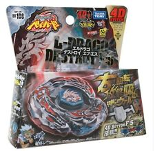 Genuine Takara Tomy Japanese Beyblade BB108 L Drago Destroy +Launcher