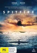 Spitfire (DVD, 2018) R4 New