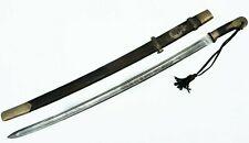 Russian Caucasian Cossack Shashka Sword Caucasian Dagger Kindjal 1907