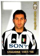 Cartoncino Juventus 1997/98 – Angelo Di Livio