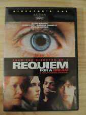 Requiem for a Dream (Dvd, 2001, Unrated Director's Cut) Widescreen