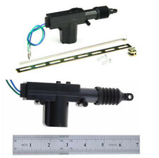 Car Auto Electronics Heavy Duty Power Door Lock Actuator Motor 2 Wire 12V Black