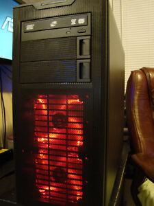 Rosewill Armour-EVO Custom Desktop/Amd Athlon IIX4 2.9ghz/4gb/500gb HD/Windows 7