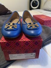 Tory Burch Claire Flats Size 9