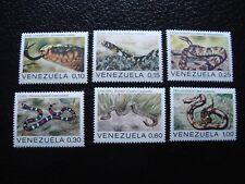 VENEZUELA -timbre yvert et tellier n° 852 a 857 n** (C5) stamp