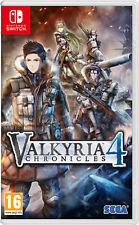 Valkyria Chronicles 4 Day 1 Ed - Nintendo Switch