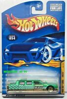 HOT WHEELS 2001 TURBO TAXI SERIES LIMOZEEN #054