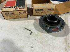 """One Sealmaster MFCD-36 Ball Bearing Flange Unit, 2-1/4"""" NOS"""