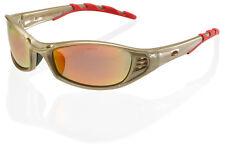 B Marca Florida seguridad Eye Wear elegante spectacles/glasses Rojo Lente Espejo