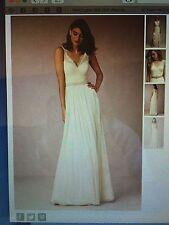 BRAND NEW Anthropologie Hitherto FLEUR Dress BHLDN bride Tulle Ivory Size 14