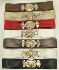 CLEARANCE-7 x JIVANA FASHION ADJUSTABLE DESIGNER SASH BELT BNWT