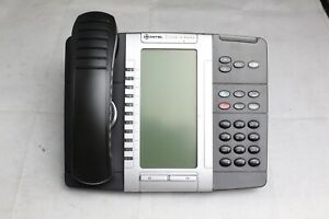 Lot Of 100 Mitel 5330 Backlit LCD Business Office IP Phones (50005804)