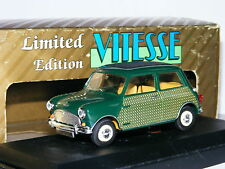 Vitesse L019 1964 Austin Mini Cooper S Harold Radford Green LTD ED 1/43